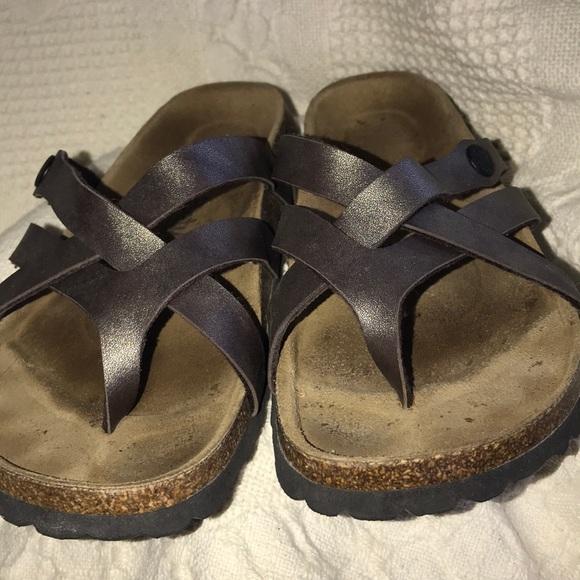 8009b269f4c2 Birkenstock Shoes - Size 38M betula Birkenstock sandals.